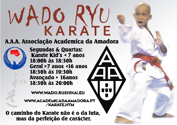 wado karate kids na AAA